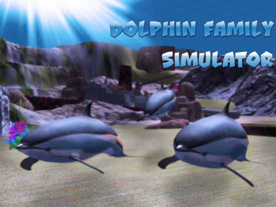 Dolphin Family Simulator Full screenshot 5