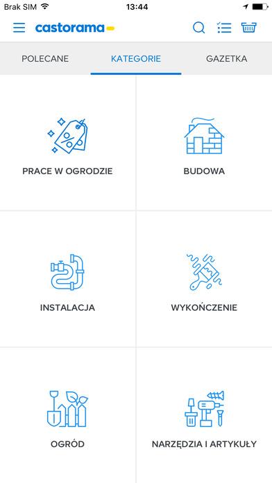 Castorama on the app store for Application castorama
