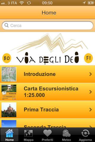 Via degli Dei screenshot 1