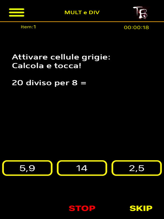 Nuovo Train Your Brain screenshot 8
