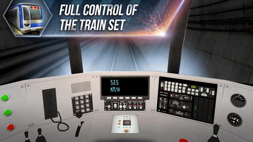 Subway Simulator 5 - Beijing Edition Deluxe Screenshots