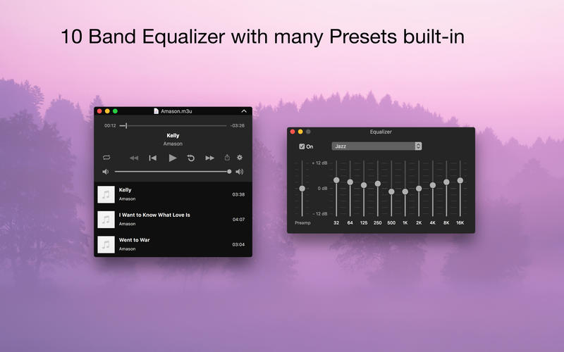 Little Audio App Screenshots