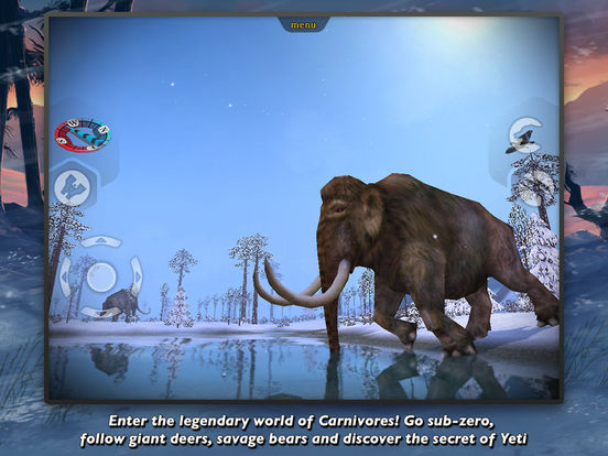 Carnivores: Ice Age iPad Screenshot 2