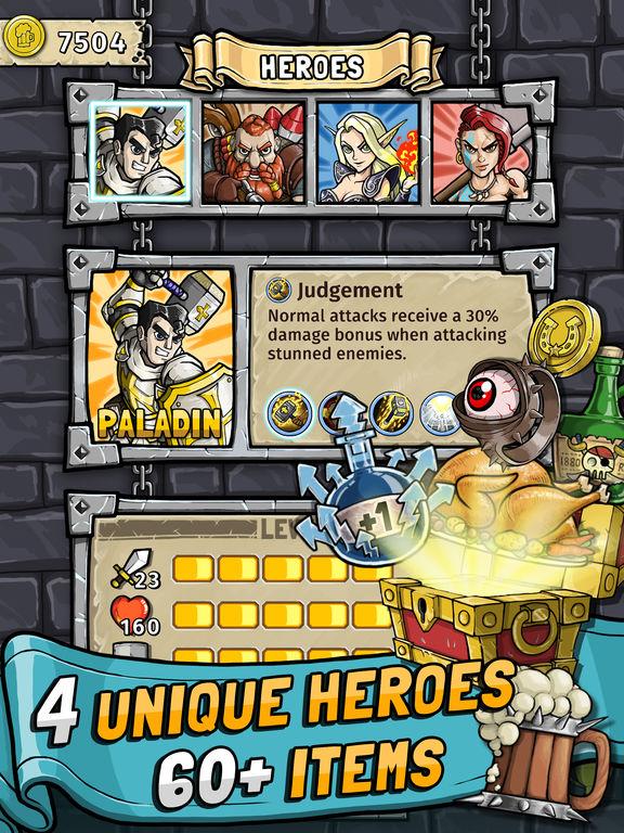 Tavern Guardians Screenshots