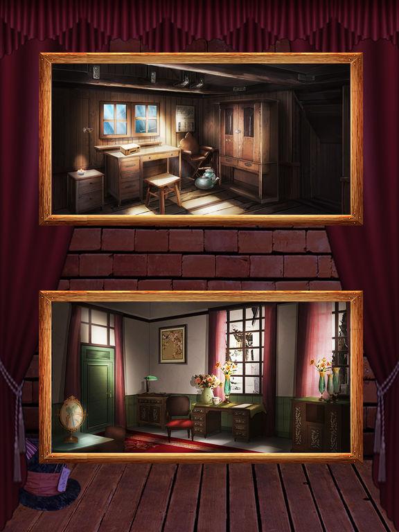 Игра Побег из Особняка 8 - поиск скрытых предметов