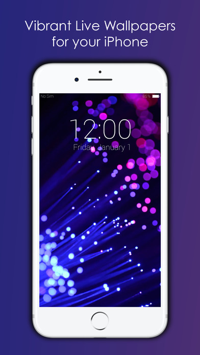 Live Wallpapers Cool backgrounds for iPhone By Samira Alo
