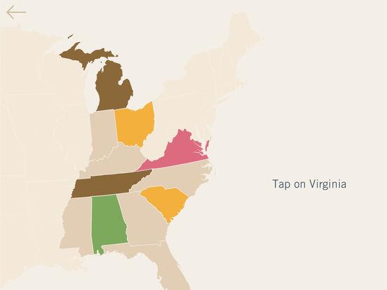 Intro to United States, by Montessorium Screenshots