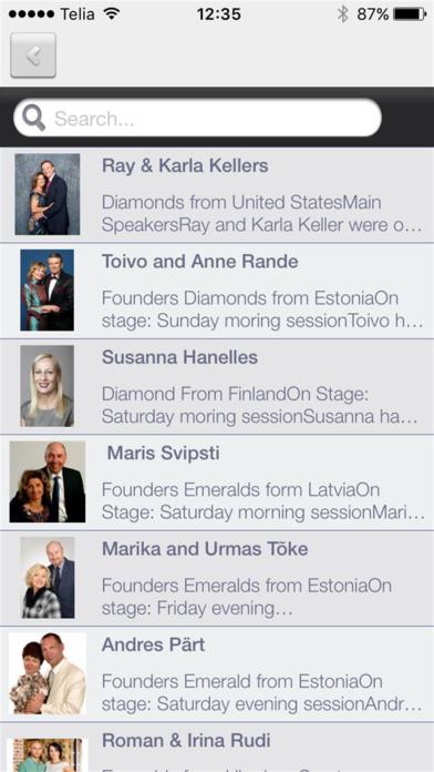 N21 Baltics WES iPhone Screenshot 3