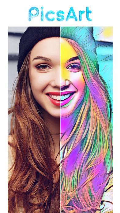 download PicsArt Photo Studio: Picture Editor Collage Maker apps 2