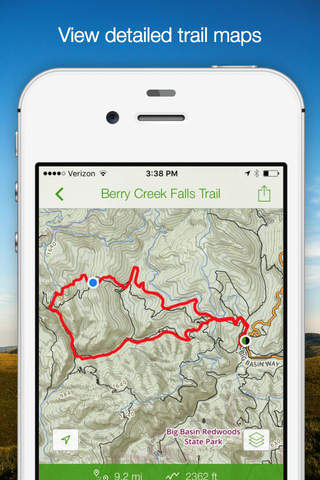 AllTrails: Hike, Bike & Run screenshot 3