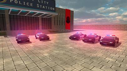 Screenshot #5 for Police BMX Rider: Crime