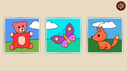 coloring book for kids: game for boys & girls app image