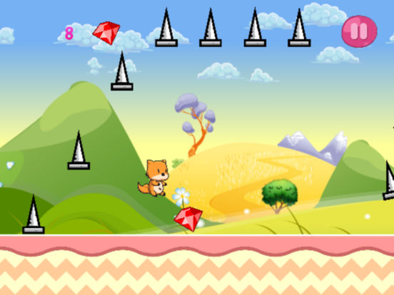Little Foxy Run Pro screenshot 4