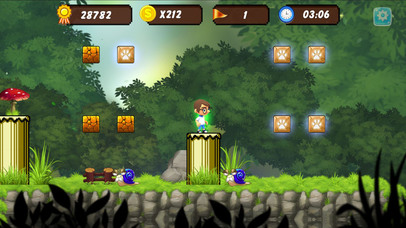 Jungle Boy : Super Platform World screenshot 1