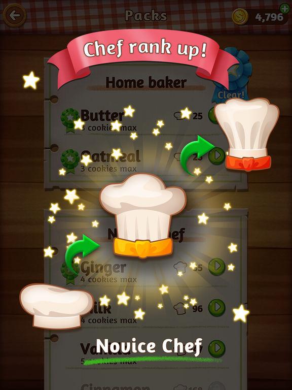 Screenshots of Word Cookies! for iPad