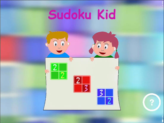 Kid Sudoku for iPad iPad Screenshot 1