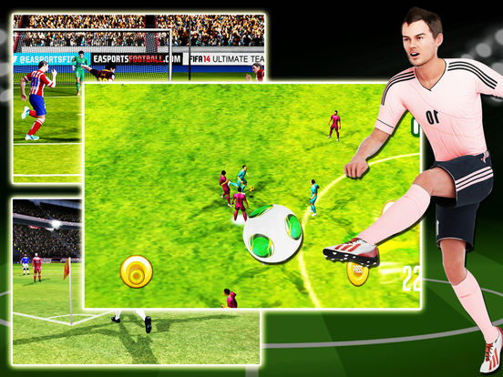 Soccer Sports Stadium World's Player Pro screenshot 5