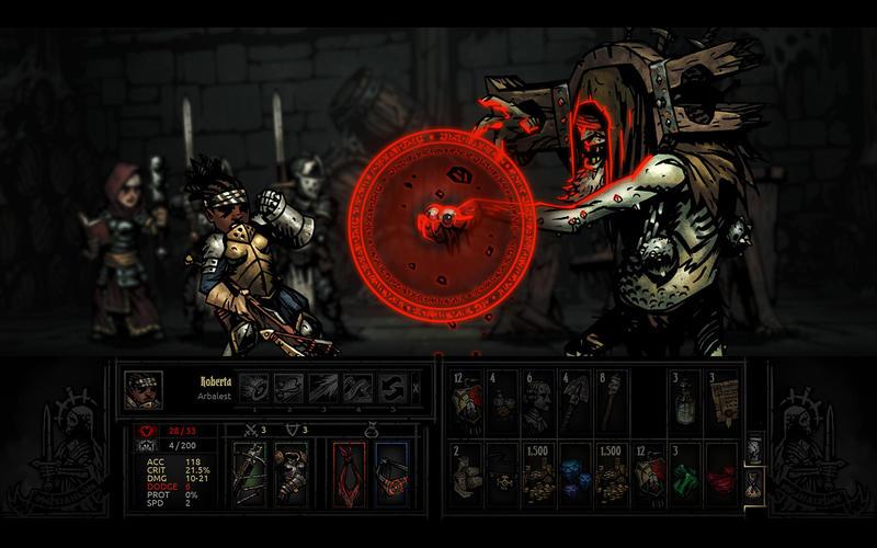 Darkest Dungeon Screenshots