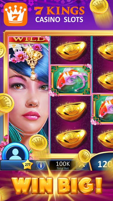 Screenshot 3 7 Kings Casino Slots