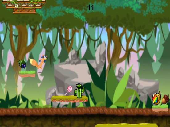 Trappy Forest Little Sky Fox Jumper screenshot 4