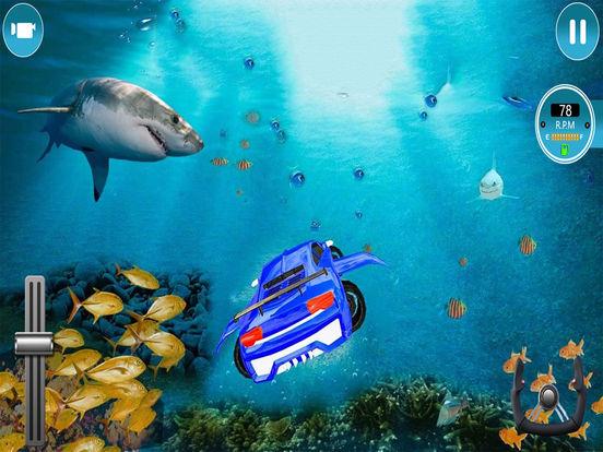 Modern Underwater Flying Car Survival 2017 screenshot 6