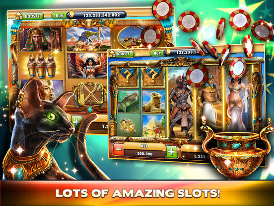 Slots - Journey of Magic screenshot 8