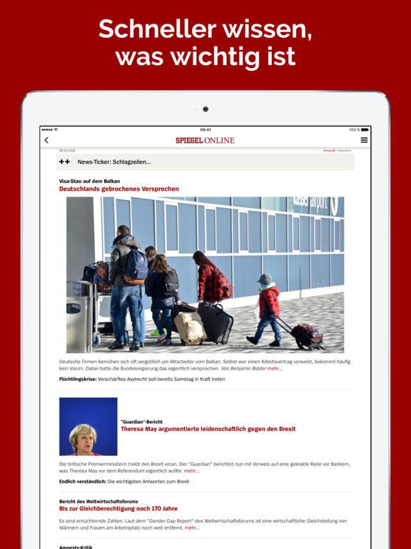spiegel online nachrichten on the app store