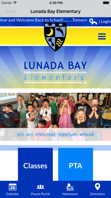 Lunada Bay Elementary screenshot 1