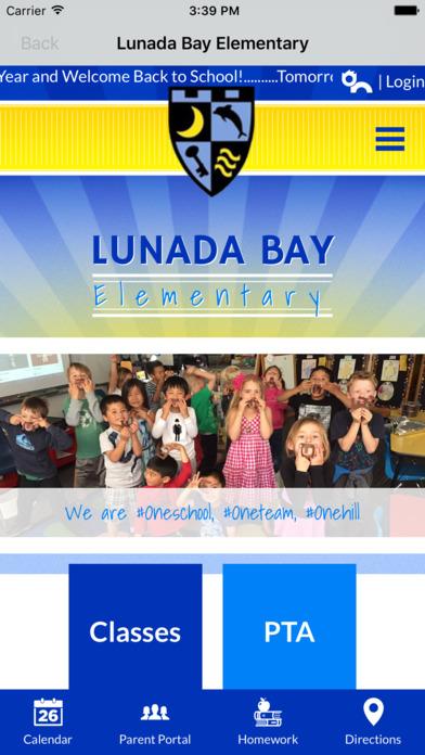 Lunada Bay Elementary screenshot 1