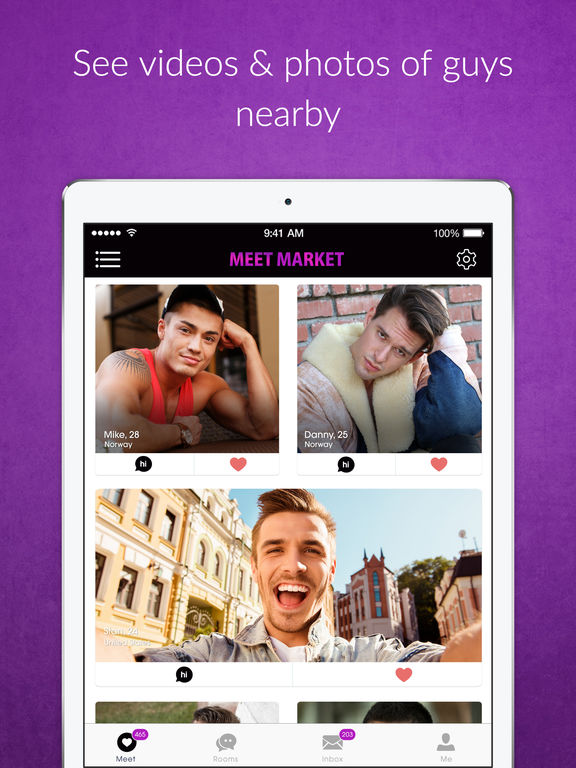 list of gay dating apps
