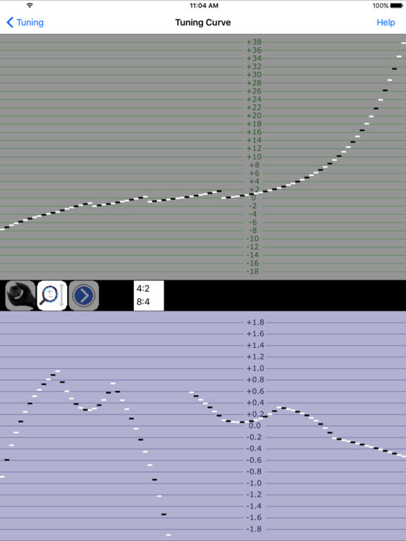 TuneLab Piano Tuner screenshot 6
