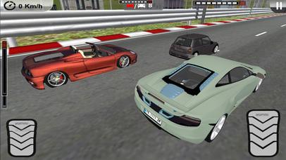 Real Sports Car racing Simulator 3D screenshot 4