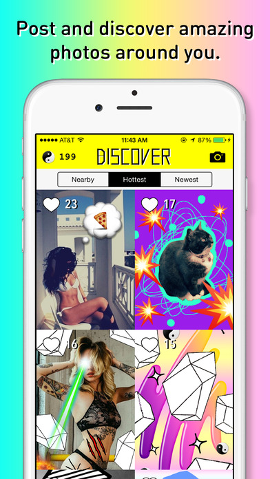 CatWang screenshot 1