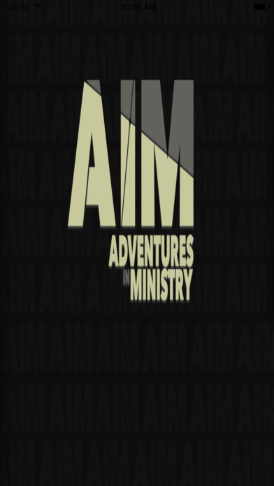 Adventures In Ministry iPhone Screenshot 1