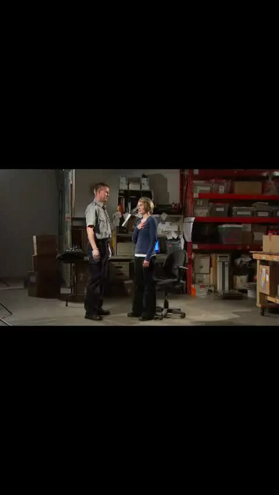 Standard First Aid Course Videos iPhone Screenshot 2