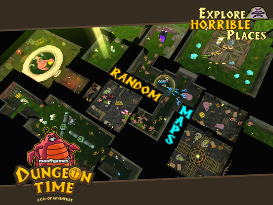 Dungeon Time Screenshots