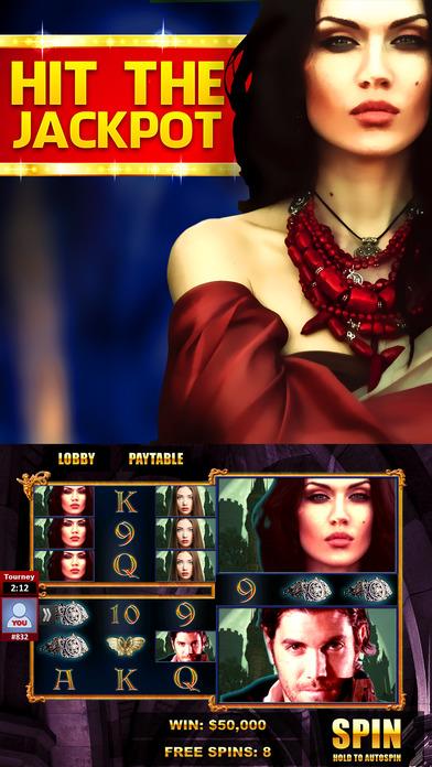 Screenshot 3 Casino Joy 2 — FREE Slot Machines and Solitaire
