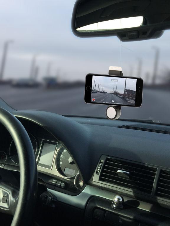 Car Video Record Screenshots
