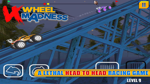 4 Wheel Madness Pro - Monster Truck Race 4 Kids Screenshots