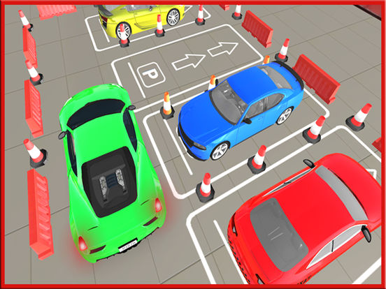 Cars Parking screenshot 8