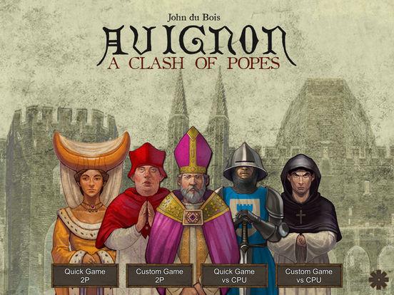 Avignon: A Clash of Popes screenshot 5