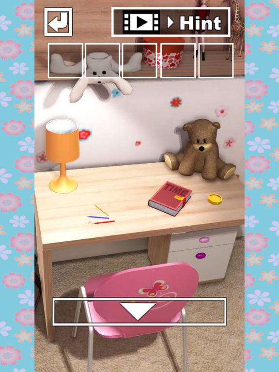 Escape Little Girls Room screenshot 6