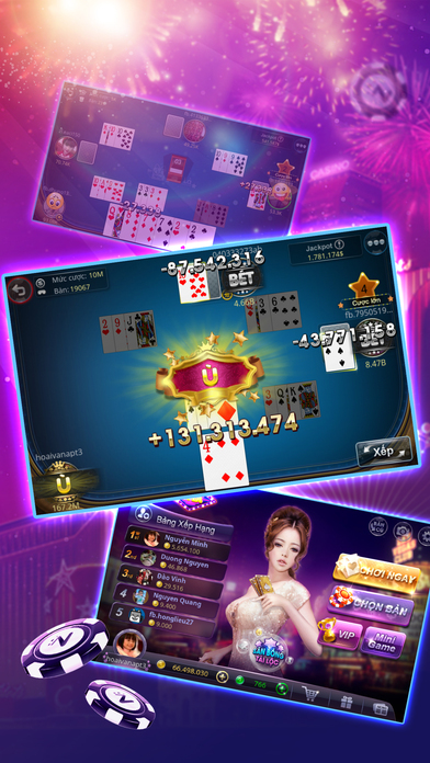 Screenshot 3 ZingPlay — Tá lả — Game bai online