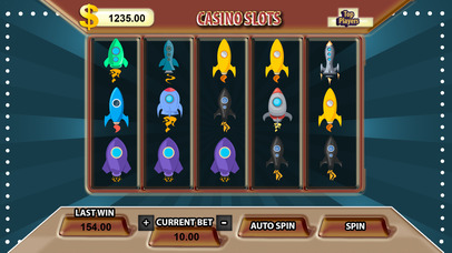 CASHMAN SLOTS -- FREE Las Vegas  Games of A screenshot 1