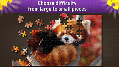 Jigsaw Puzzles World screenshot 1