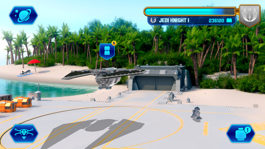 LEGO® Star Wars™ Force Builder Screenshot