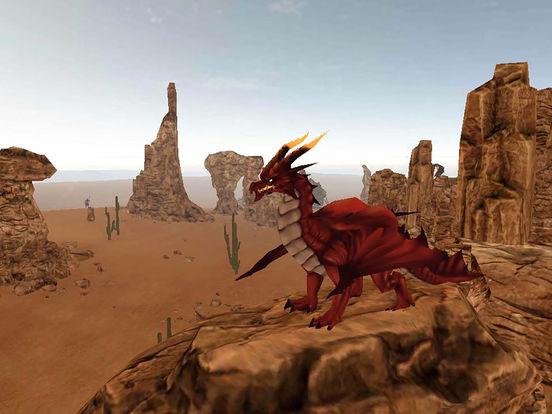 VR Супер Полет Огненный дракон-Real 3D симулятор Скриншоты7