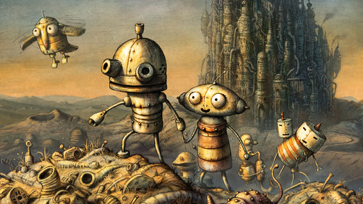Machinarium hack tool Coins
