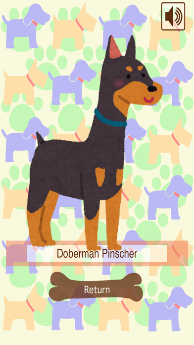 Old Maid Dog (Playing card game) iPhone Screenshot 3