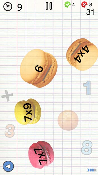 AB Math - fun game for kids and grownups iPhone Screenshot 4